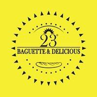 23 Baguette&Delicious