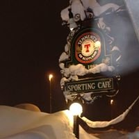 sporting cafe