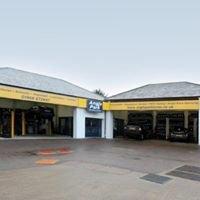 Angle park service centre