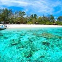 Coral Beach 2, Gili Trawangan