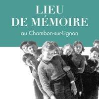 Lieu de Mémoire au Chambon-sur-Lignon