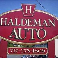 Cyclehunters.com / Haldeman Auto