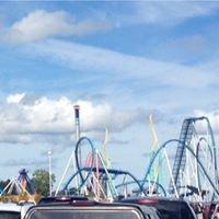 Cedar Point Amusement Park Sandusky, Oh