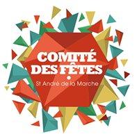 Comité des Fêtes saint André de la Marche