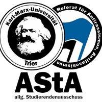 Referat für Antirassismus und Antifaschismus im AStA der Universität Trier