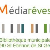 Médiarêves - bibliothèque de St Etienne de St Geoirs