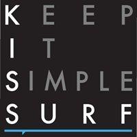 KISS keep it simple surf