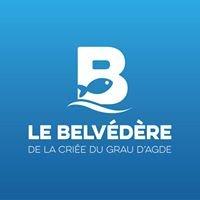 Le Belvédère de la Criée du Grau d'Agde
