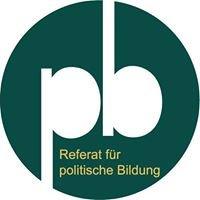 Referat für Politische Bildung Asta Uni Trier
