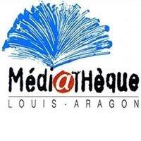 Médiathèque Louis Aragon, Fontenay-sous-Bois