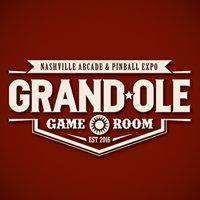 Grand Ole Gameroom Expo