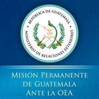 Misión Permanente de Guatemala ante la OEA