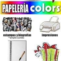 Papeleria Colors