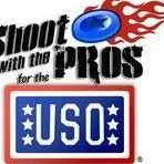 Shoot With The PROS For The USO