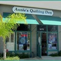 Annie's Quilting Den