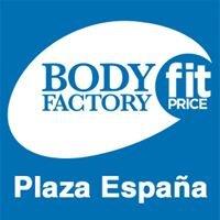 BODY FACTORY PLAZA DE ESPAÑA