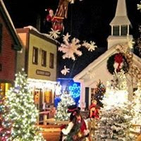 Country Christmas Loft