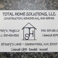 Total Home Solutions, LLC - Contruction and Remodeling