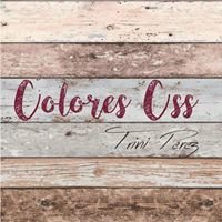 Colores CSS