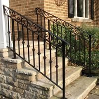 Forge Ahead Ornamental Iron