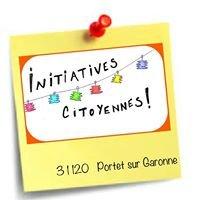 Initiatives Citoyennes Portet-sur-Garonne