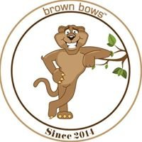Brown Bows: Clothing & Accessories
