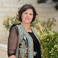 Margo Zeidan Tatreez - Palestinian Embroidery