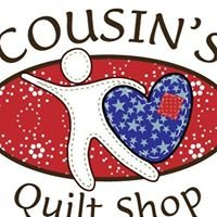 Cousin's Quilt Shop