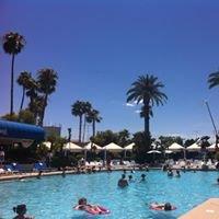 Blu Pool at Bally's Las Vegas