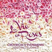 La Vie en Roses Wedding planner