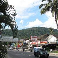 Happy Cafe Senggigi, Lombok NTB.