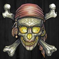 La pirateria tattoo