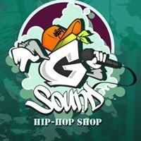 G Sound Streetshop souvenir