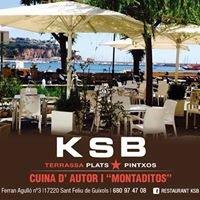 KSB Restaurant-terrassa