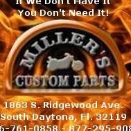 Miller's Custom Parts