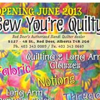 Sew You're Quilty