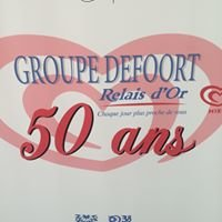 Groupe Defoort Relais d'or miko