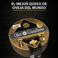 Queso Manchego Ojos Del Guadiana