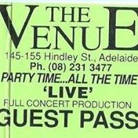 The Venue Reunited- Adelaide Rock Scene