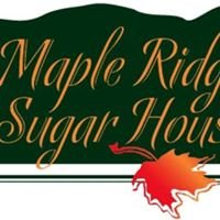 Maple Ridge Sugar House