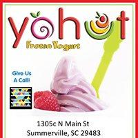 Yohut Frozen Yogurt