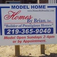 Homes By Brian Inc.