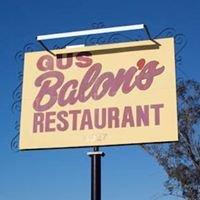 Gus Balons Restaurant