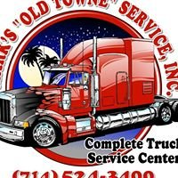 Marks Old Towne Service