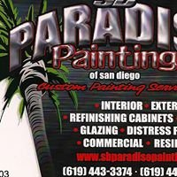 SB Paradise Painting of San Diego