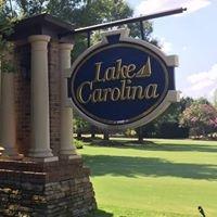Lake Carolina Lifestyle & Homes