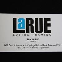 LaRue Custom Framing