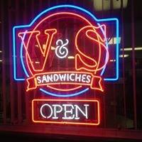 V & S Sandwich Shop