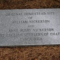 The Nickerson Family Association