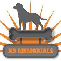 K9 Memorials